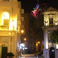 Senado Square A Unesco World Heritage Site In Macau