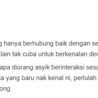 Senarai 30 Blogger Malaysia Yang Paling Sombong