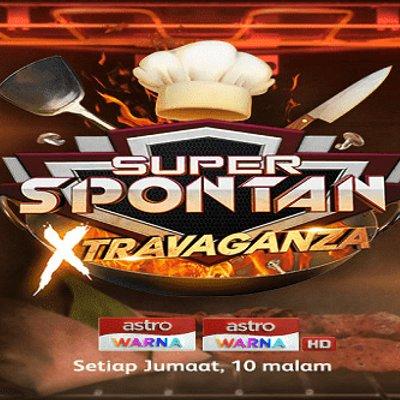 Senarai Keputusan Pemenang Dan Juara Super Spontan Xtravaganza 2018