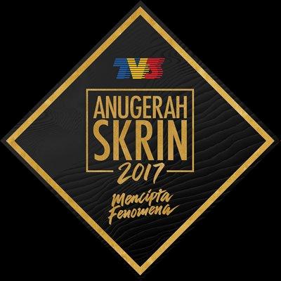 Senarai Pemenang Anugerah Skrin 2017