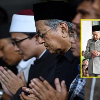Seorang Mufti Dedah Mengenai Tun Mahathir Dan Kubur Yang Sungguh Menyentuh Hati