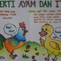 Seperti Ayam Dan Itik
