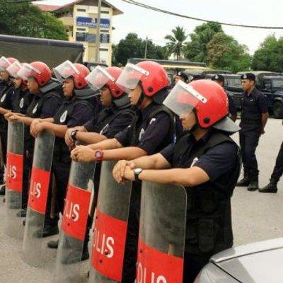 Seratus Polis Bakal Kawal Majlis Tun M Di Pekan