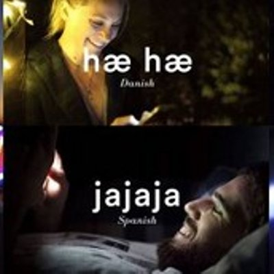 Setiap Negara Ketawa Berbeza Beza