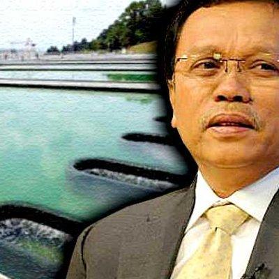 Shafie Dakwa Projek Loji Air Diberi Pada Anak Saudara Ketua Menteri