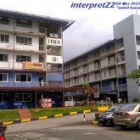Singgah Di Kolej Ke 13 Universiti Putra Malaysia