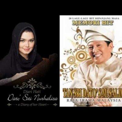 Siti Nurhaliza Ucap Takziah Tak Sempat Ziarah