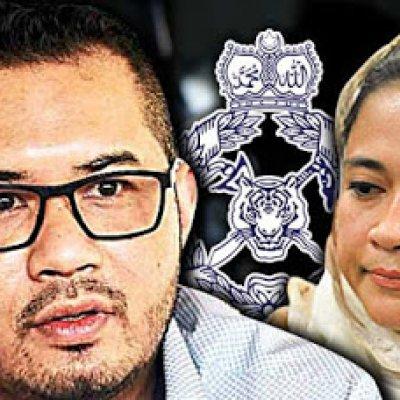 Skandal S Ks Anina Digesa Buat Laporan Polis