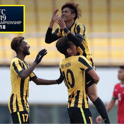 Skuad B 19 Negara Sahkan Tempat Ke Piala Asia B 19 Selepas Muncul 5 Pasukan Naib Juara Terbaik