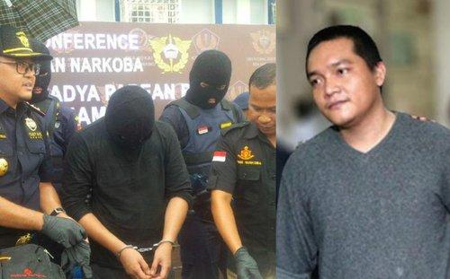 Sorok Dadah Dalam Dubur Benjy Ditahan Di Medan