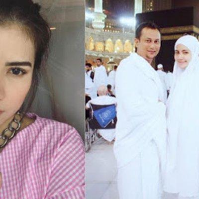 Suami Elyana Tak Pernah Putus Ikhtiar