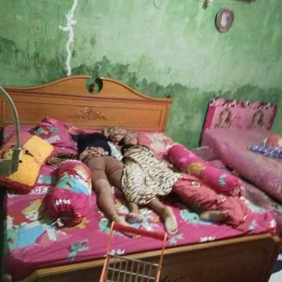 Suami Isteri Ibu Mertua Dan 2 Anak Meninggal Disembelih Perompak