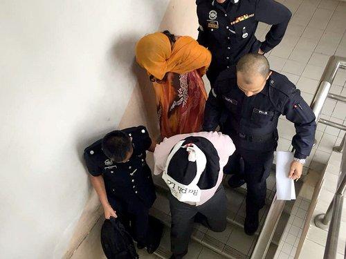 Suami Isteri Mengaku Tak Bersalah Perdagang Wanita Indon