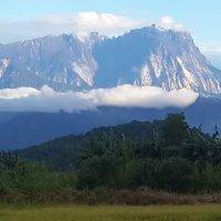 Subhanallah Penduduk Tempatan Terkejut Bila Gunung Kinabalu Seolah Olah Menjelmakan Diri