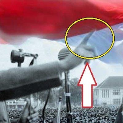 Subhanallah Ternyata Bendera Merah Putih Terinspirasi Dari Rasulullah Ini Haditsnya