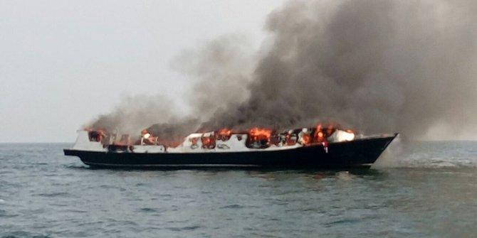 Sumarsono Akan Pecat Pegawai Dishub Nakal Penyebab Kapal Terbakar