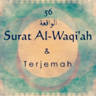 Surah Al Waqiah Rumi