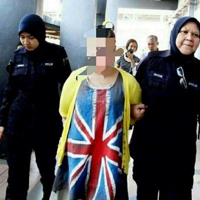 Suri Rumah Dipenjara 6 Bulan Dan Denda Rm15 Ribu Kerana Hina Nabi Muhammad Di Dalam Masjid
