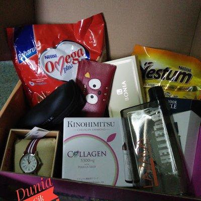 Surprise Box Lazada Sempena 5 Tahun Ulang Memang Mengujakan