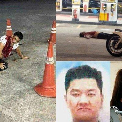 Suspek Kes Pembunuhan Di Taman Pelangi Dikesan Lari Ke Thailand