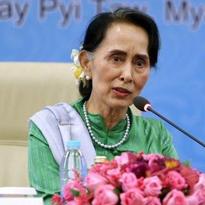 Suu Kyi Dewa Bagi Segala Pembohongan Sama Jahat Dengan Zionis