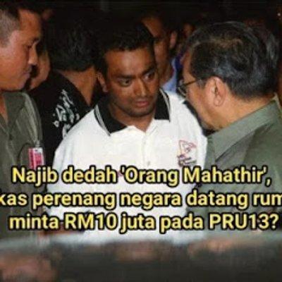 Tabung Solidariti Najib Nampak Macam Bodoh Zaharin