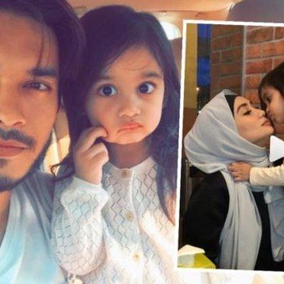 Tahniah Adik Syatilla Melvin Selamat Bertunang Dengan Anak Iron Lady Malaysia