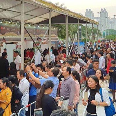 Tahukah Anda Ini Gara Gara Durian Malaysia Di China Sambutan Mengalakkan Warga China