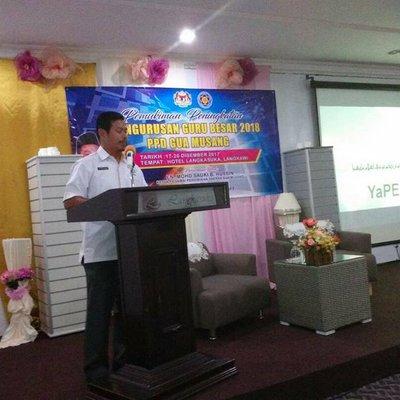 Taklimat Berkaitan Aktiviti Skim Kololaan Yapeim Di Langkawi
