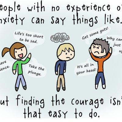 Takut Keluar Rumah Dan Bertemu Dengan Orang Ramai Anda Mungkin Mengidap Sosial Anxiety Disorder