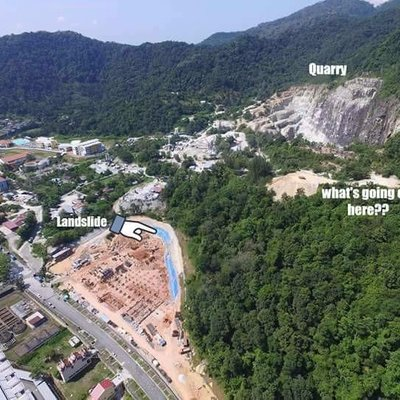 Tanjung Bungah Landslide Five Real Facts You Should Know