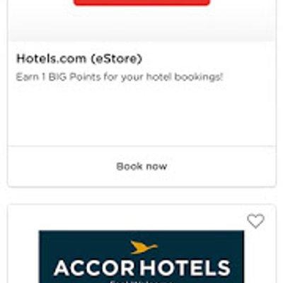 Tempah Hotel Dan Membeli Belah Di Laman Air Asia Big Untuk Kumpul Big Points