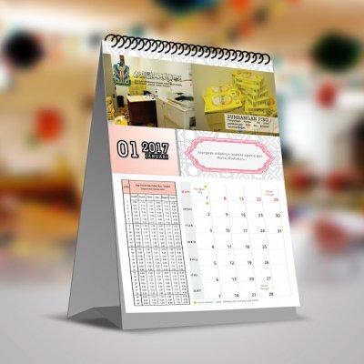 Tempah Order Kalendar 2017