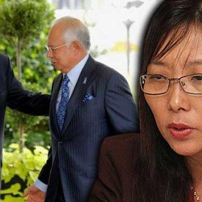 Teresa Gesa Najib Jelaskan Perjanjian Berbilion Dolar Dengan As