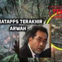 Tersentuh Hati Whatsapp Terakhir Kiriman Allahyarham Tan Sri Jamaluddin Jarjis