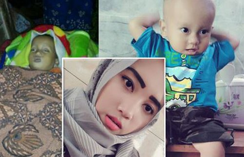 Tertekan Suami Merantau Ke Malaysia Dan Ingin Bersama Lelaki Lain Wanita Cekik Gigit Dan Putar Kepala Anak Sampai Mati
