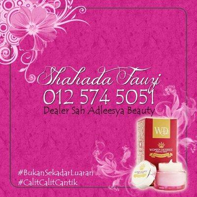 Tertipu Dengan Produk Women Desiree Essential Cream
