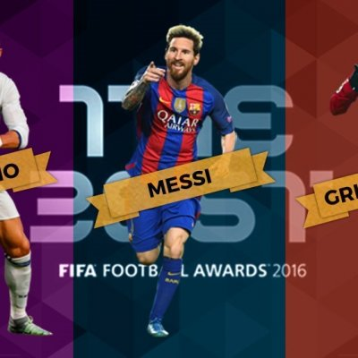 The Best Fifa Football Awards 2016