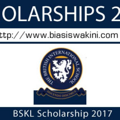 The British International School Of Kuala Lumpur Scholarship 2017