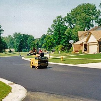 The History Of Silicon Valley S Calvac Paving