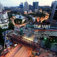 The Klang Valley Mass Rapid Transit Malaysia First Mrt Project
