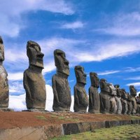 The Mystery Of The Statues On The Easter Island