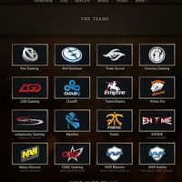Ti5 Team And Players List In Dota 2 The International 2015