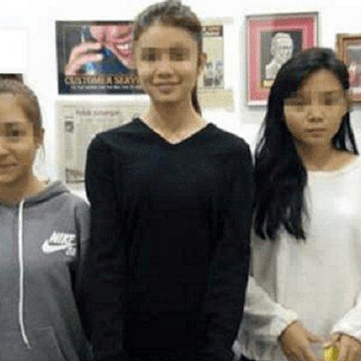 Tiga Gadis Buat Laporan Polis Selepas Terkejut Dada Dipenuhi Cecair Putih Semasa Tidur