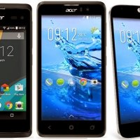 Tiga Model Terbaru Dari Keluarga Acer Liquid