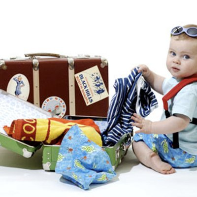 Tip Tip Travel Bersama Anak Kecil Menaiki Flight