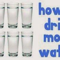 Tips Latih Diri Minum Air Lebih Banyak