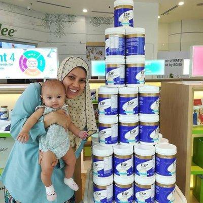 Tips Pekatkan Susu Bagi Baby Cepat Kenyang