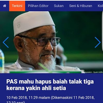 Tok Usin Ulas Pasal Bai Ah Talak Tiga