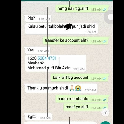 Tolong Viral Aliff Aziz Songlap Duit Orang